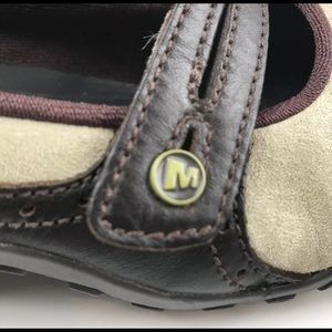 Merrell Shoes - Merrell Leather Suede Shoes sz 7.5